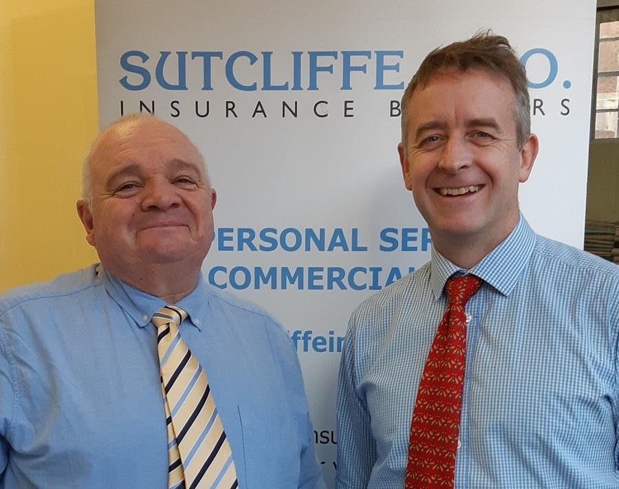 Simon Egerton Duncan Sutcliffe