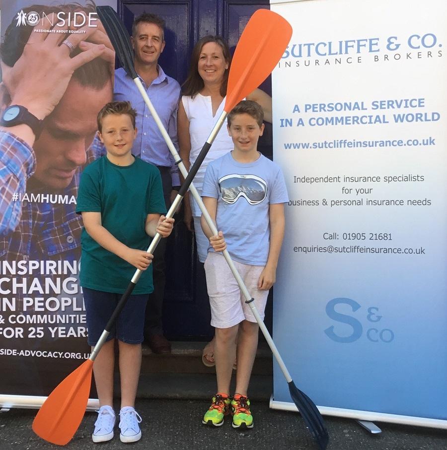sutcliffe charity