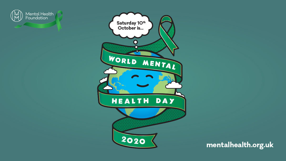 World Mental Health Day 2020 logo