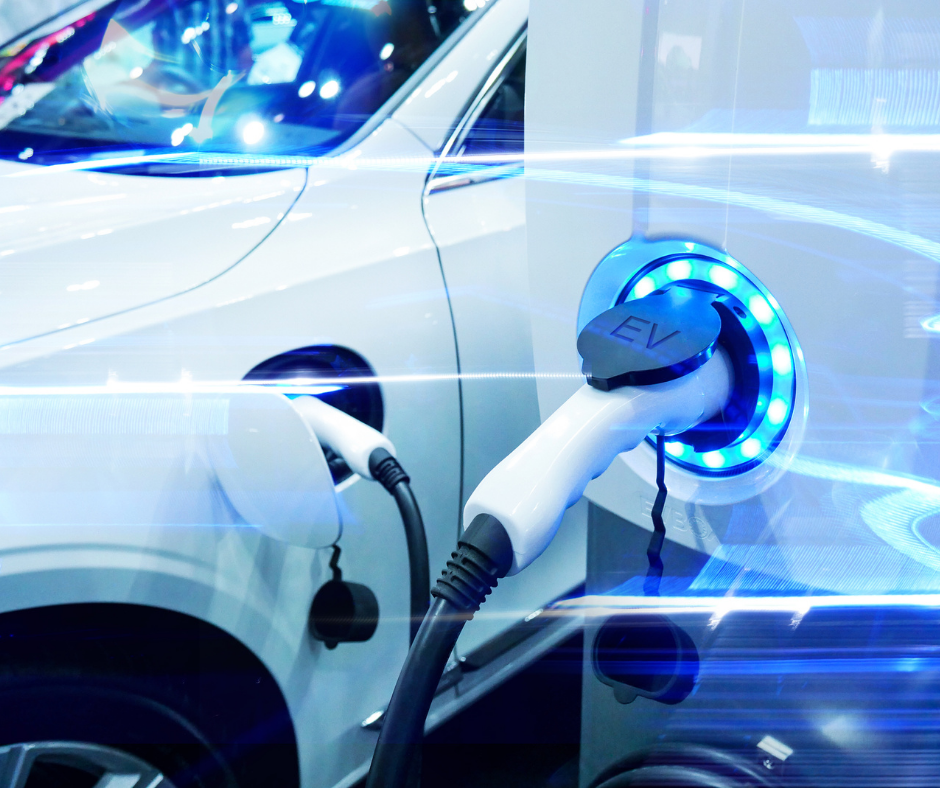 The future of driving is electric